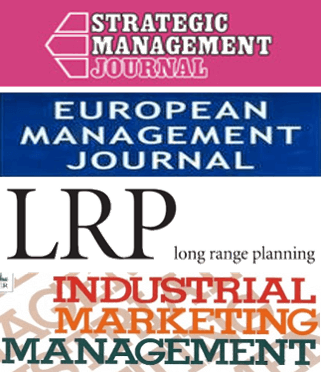 Examples of academic journals management and economics