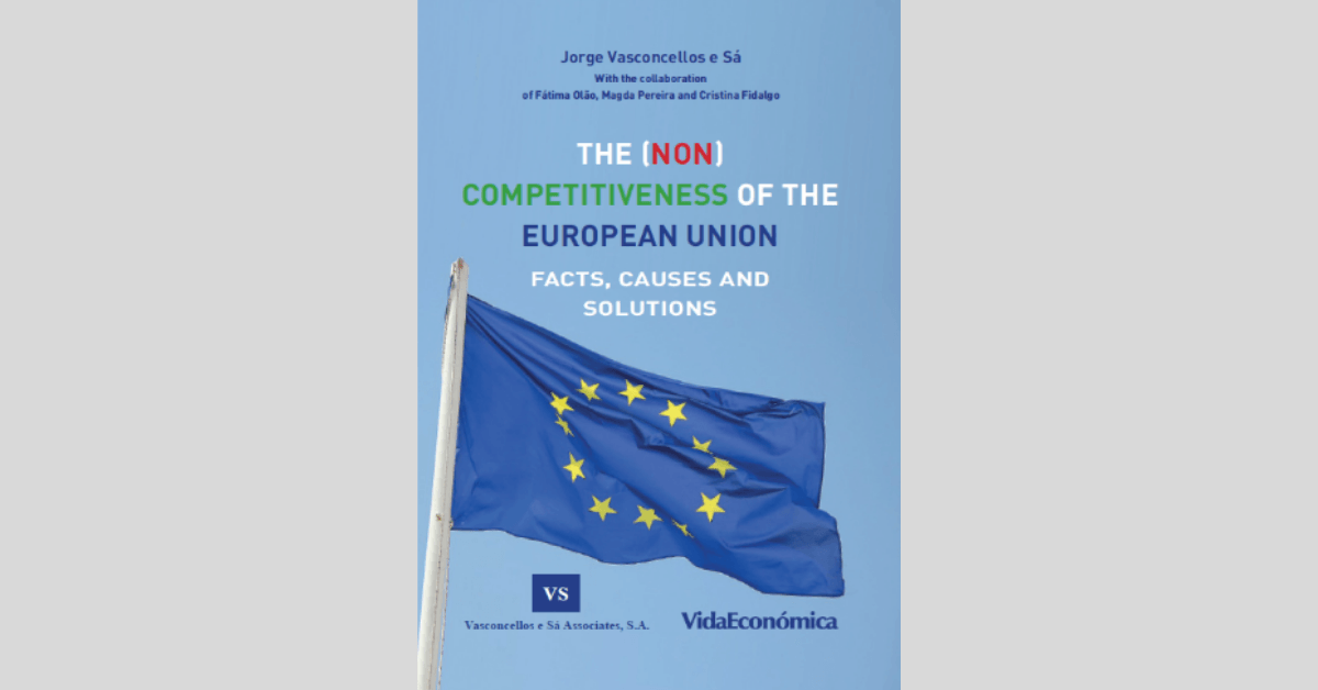 Book The non competitiveness of the European Union