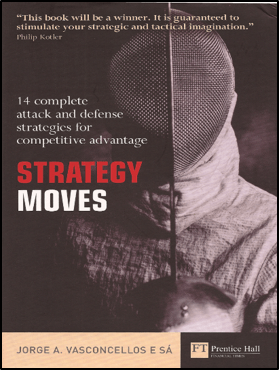 Strategy Moves book jorge vasconcellos sá Drucker speaker