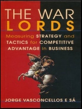The War Lords book by professor jorge sá drucker expert