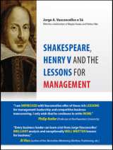 Staffing based on Shakespeare - Henry V